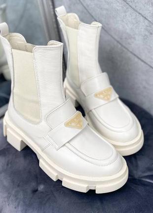 Ботинки кожа🔥
