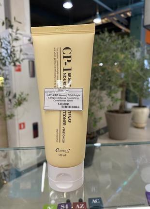 Відновлюючий кондиціонер для волосся cp-1 nourishing conditioner 100ml