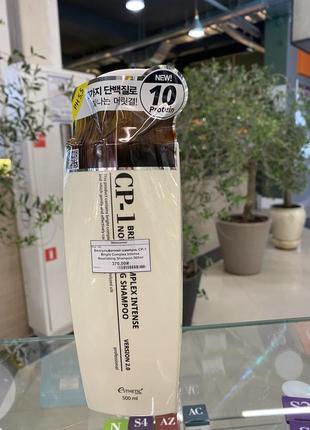 Безсульфатний шампунь cp-1 nourishing shampoo 500ml