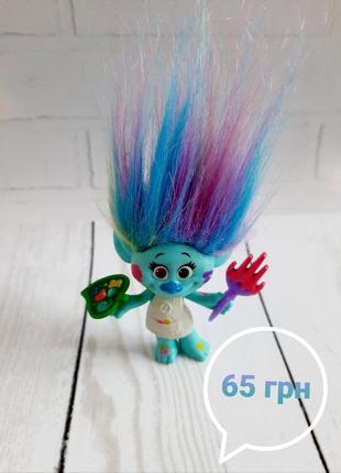 Dreamworks тролли харпер trolls оригинал от hasbro