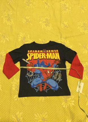 Marvels кофта человек-паук