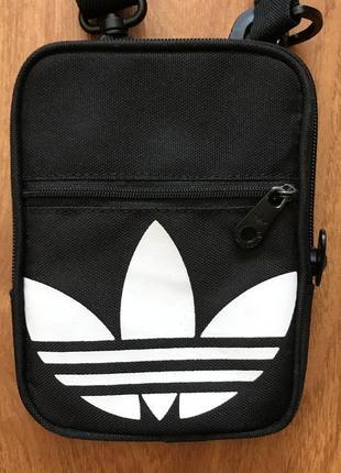 Чоловіча (мужская) сумка adidas festival trefoil bag