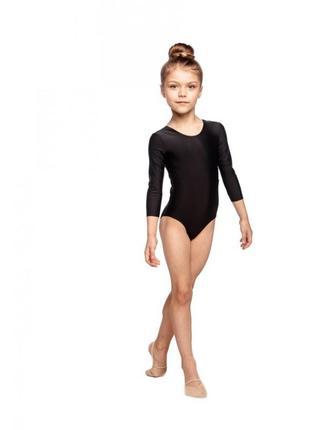 Купальник для гимнастики и хореографии р. 24- возраст около 5-6лет