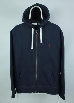 Оригинальная толстовка polo ralph lauren full zip hoodie