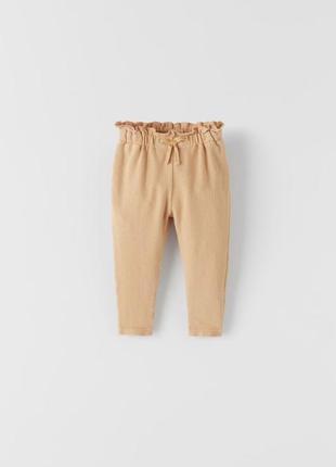 Штаны zara штани штанишки брюки 18 24 мес 2 года 4 5 лет 92 98 см 104 110 см