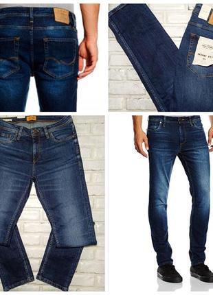 Модные джинсы для настоящего мужчины jack jones, оригинал,бирка!