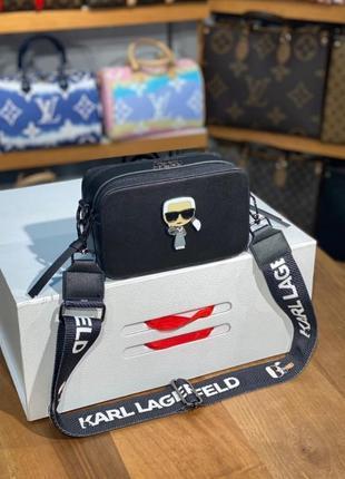 Сумка, сумочка карл, сумка с длинным ремешком, отличный подарок