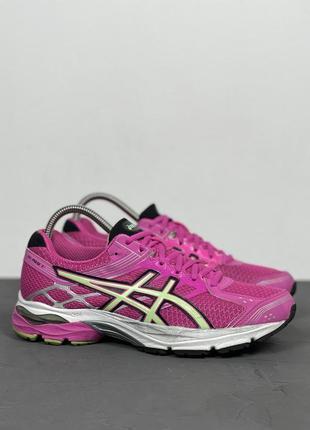 Женские кроссовки 39.5 asics gel-pulse 7 original 25см спортивные running