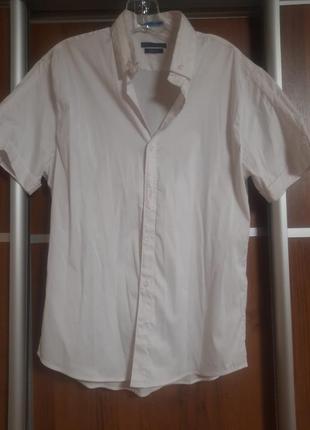Біла літня рубашка