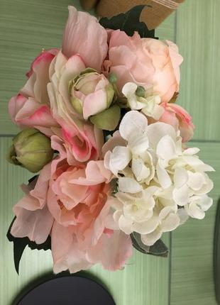 Цветы искусственные квіти штучні