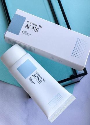 Крем для лица от акне pyunkang yul acne cream 50 мл