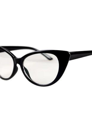 Окуляри кошки (cat eyes очки)