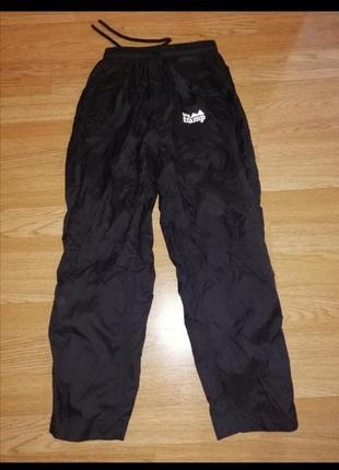 Спортивные штаны брюки болоневые