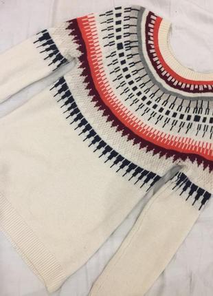 Свитер шерсть кашемир boden cashmere