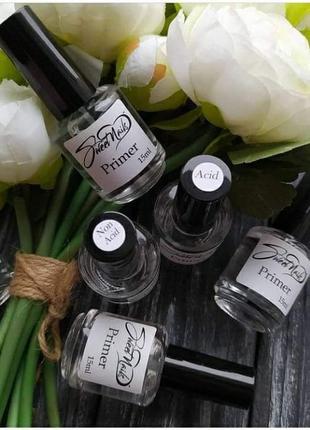 Праймер(кислотный-безкислотный)sweet nails