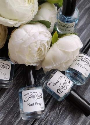 Обезжириватель  nailprep обезжириватель sweet nails