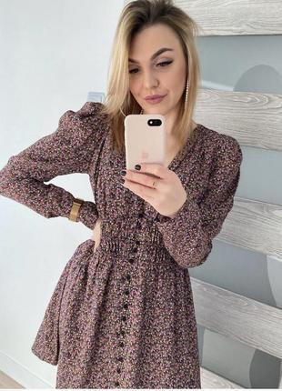 Красивенное платье zara новая коллекция