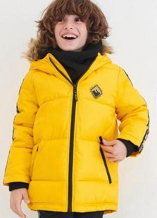 Стильная куртка для мальчика. деми/еврозима