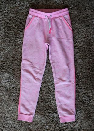 Спортивные штаны h&m (эйч энд эм) на рост 116-126