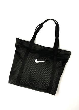 Новая стильная повседневная сумка шоппер / сумка шопер / на фитнес / в дорогу