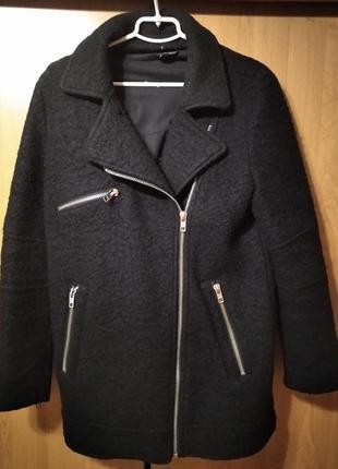 Пальто косуха topshop