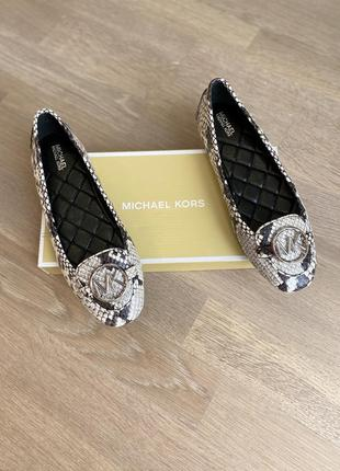 Michael kors балетки, туфли. 36,5. майкл корс обувь