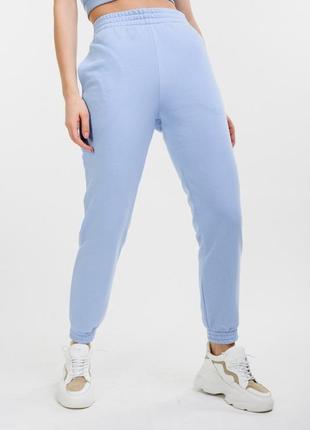 Женские спортивные штаны-джоггеры