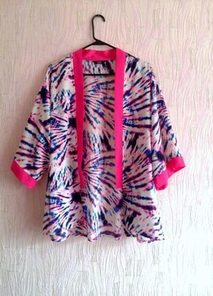 Блуза-кардиган