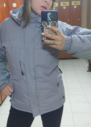 Куртка columbia лыжная не продуваемая демисезон спорт