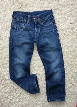 Стильные мужские джинсы levis 30/32 в хорошем состоянии