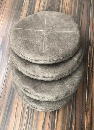 Круглые подушки чехлы на стулья