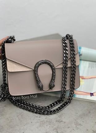 Шкіряна сумочка італійського виробники/ маленька сумочка/жіночий клатч