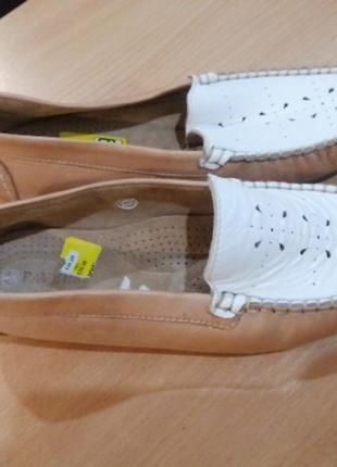 Туфли - макасины женские