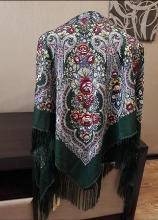 🌷роскошные турецкие шерстяные платки расцветки качество люкс