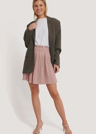 Новая юбка плиссировка na-kd