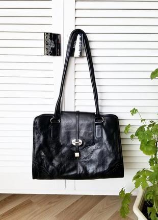 Стильная женская кожаная сумка на плечо modalu шкіряна сумка