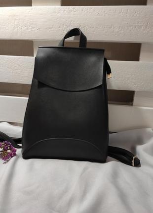 Сумка-рюкзак из искусственной кожи