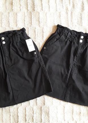 Стильные джинсовые юбки pimkie
