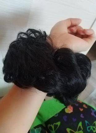 Пучёк-резинка из волос
