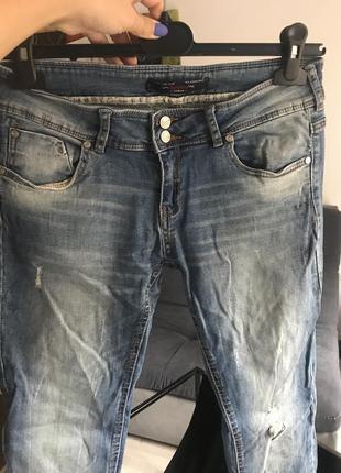 Джинси джинсы bershka
