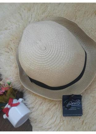 Шляпа - панама