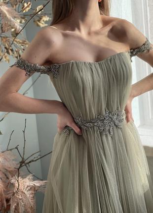 Вечернее платье for costumes