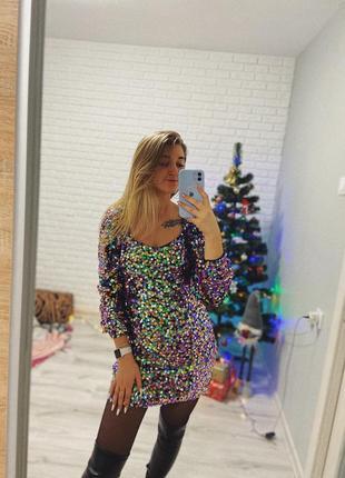 Вечірня сукня zara