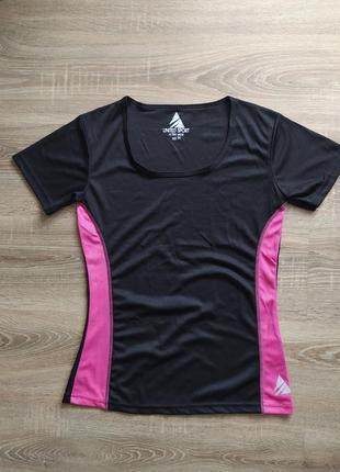Спортивная футболка женская бег фитнес вело