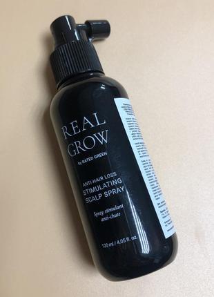 Спрей от выпадения волос rated green