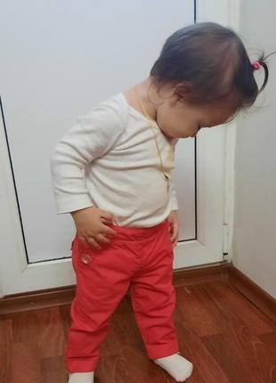 Красивые штанишки,брюки,штаны от zara baby