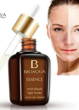 Сыворотка для лица антивозрастная bioaqua essence repair moist (30мл)