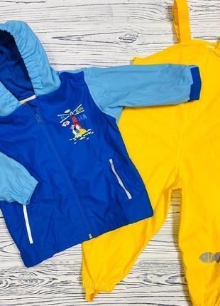 Грязепруфы комплект куртка и комбинезон kuniboo германия