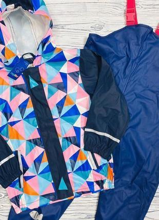 Грязепруфы комплект куртка lupilu и комбинезон kuniboo германия