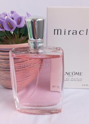 Lancome miracle ланком парфюмированная вода женская духи парфюм женские тестер